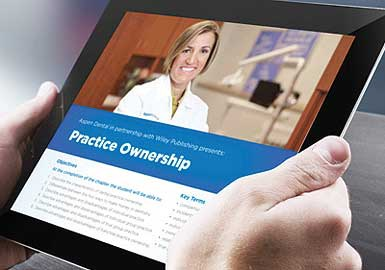 At your fingertips: Every detail about owning a dental practice