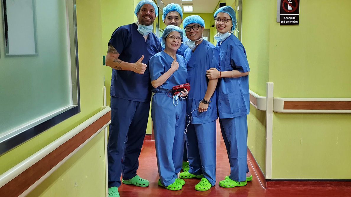 Operation Smile helps to strengthen health systems and elevate global standards