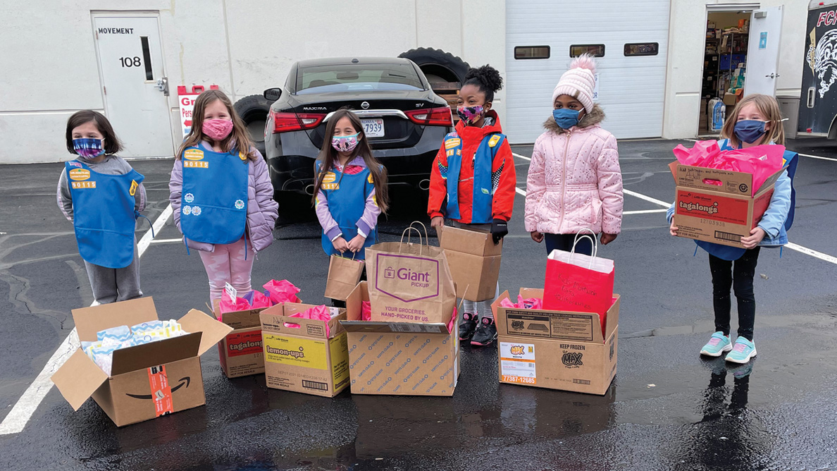 Smile Drive campaign provides hygiene products to kids