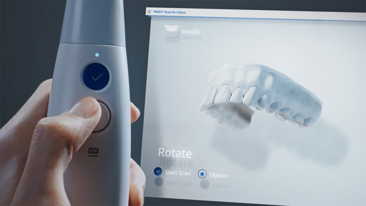 The Medit i700 intraoral scanner wins 2021 Cellerant Best of Class Technology Award
