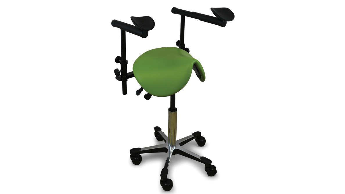 Ease your aches and pains with better chairs, arm support