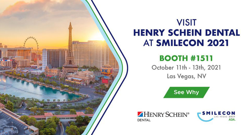 Henry Schein displays digital technology and branded products at SmileCon